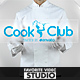 Cook Club Broadcast Package - VideoHive Item for Sale