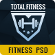 Total Fitness | All in One Fitness PSD Template - ThemeForest Item for Sale