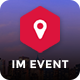 Imevent - Event Conference email template Nulled