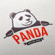 Panda Logo Template - GraphicRiver Item for Sale