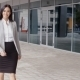 Gorgeous Business Woman Walking - VideoHive Item for Sale