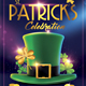 St. Patricks Celebration Flyer - GraphicRiver Item for Sale