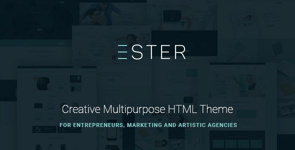 Ester – Multipurpose Site Template
