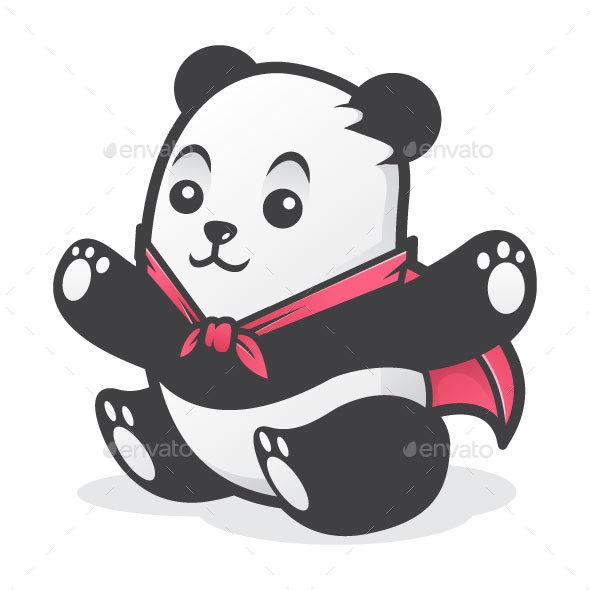 Super Baby Panda - Animals Characters