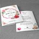 Funeral Program Template-V10 - GraphicRiver Item for Sale