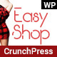 EasyShop - WP EasyCart Responsive WordPress Theme