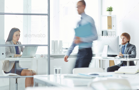Office life - Stock Photo - Images