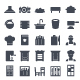 Kitchen And Cooking Icons - GraphicRiver Item for Sale