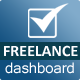 Freelance Dashboard - Project Management CRM Software