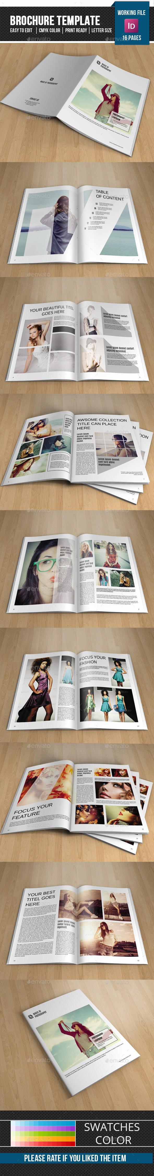 Fashion Lookbook-V359 - Catalogs Brochures