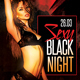 Sexy Black Night Party Flyer template - GraphicRiver Item for Sale