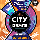 City Beats Flyer Template - GraphicRiver Item for Sale