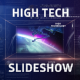 High Tech Slideshow and Logo Reveal - VideoHive Item for Sale