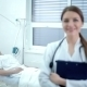 Beautiful Female Doctor Smiling To Camera - VideoHive Item for Sale