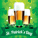 St.Patrick Party Flyer - GraphicRiver Item for Sale