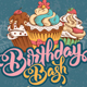 Birthday Bash Invitation Template - GraphicRiver Item for Sale