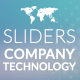 Company Sliders - Technology - GraphicRiver Item for Sale