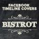 Facebook Timeline Covers - Bistrot - GraphicRiver Item for Sale