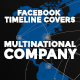 Facebook Timeline Covers - Multinational Company - GraphicRiver Item for Sale