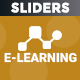 Sliders - E Learning - GraphicRiver Item for Sale