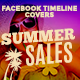 Facebook Timeline Covers - Summer Sales - GraphicRiver Item for Sale
