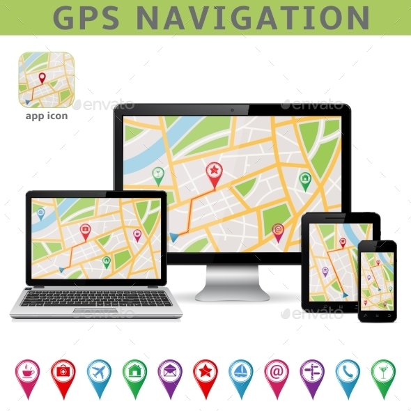 Global Positioning System Navigation - Computers Technology