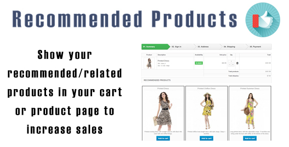 Prestashop Recommended-Products - CodeCanyon Item for Sale