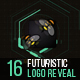 Futuristic Logo Reveal Pack - VideoHive Item for Sale