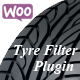 Woocommerce Car Tyre Filter Plugin