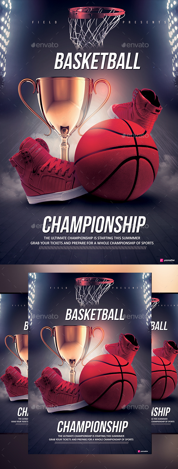 Basketball Championship - Sports Events