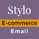 Stylo - Ecommerce Newsletter + Builder Access - ThemeForest Item for Sale