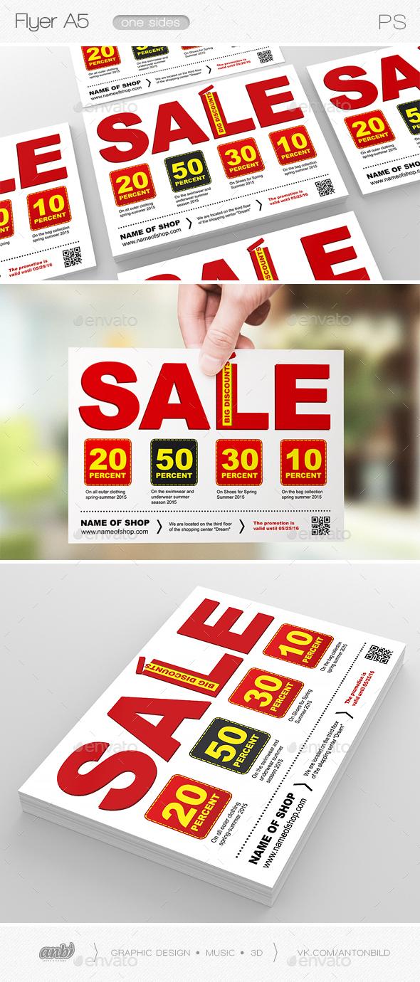 Sale big discounts - Commerce Flyers