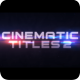 Cinematic Titles 2  - VideoHive Item for Sale