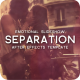 Separation - Emotional Photo Slideshow - VideoHive Item for Sale