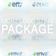 Quick Light Logo Sting Package - VideoHive Item for Sale