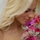 Wedding Bride Holding Bouquet - VideoHive Item for Sale