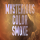 Mysterious Color Smoke - VideoHive Item for Sale