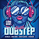DubStep and Hip-hop Battle Party Flyer - GraphicRiver Item for Sale