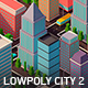 Low Poly City Pack 2 - 3DOcean Item for Sale