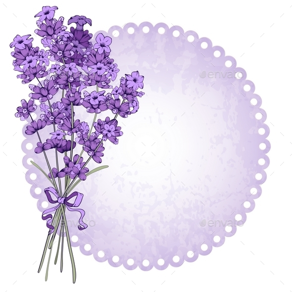 Lavender - Backgrounds Decorative