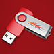 Pen Drive Mock-Up - GraphicRiver Item for Sale