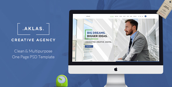AKLAS – Multipurpose  Business PSD