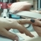 Manicure Treatment, Nail Polish Process - VideoHive Item for Sale