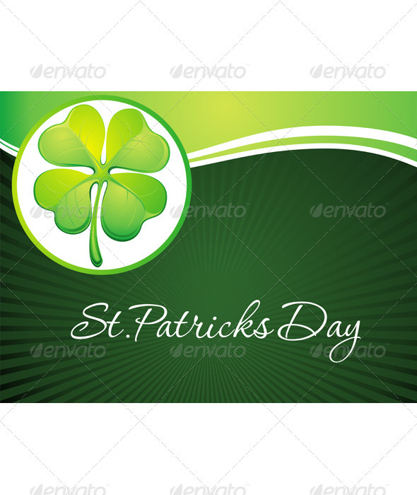 St. Patrick's Day - Seasons/Holidays Conceptual