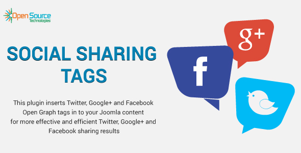Social Sharing Tags - CodeCanyon Item for Sale