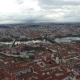 Aerial View Of Prague, Czech Republic. - VideoHive Item for Sale