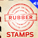 Rubber Stamp - VideoHive Item for Sale