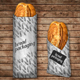Bread packaging mockup - GraphicRiver Item for Sale