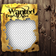 Western Wanted Poster - VideoHive Item for Sale