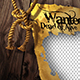 Western Wanted Poster 1 - VideoHive Item for Sale
